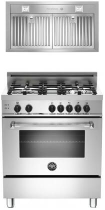 Bertazzoni 714860 Kitchen Appliance Packages
