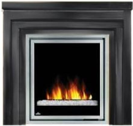 Napoleon EFMM30GK Wall Mountable Vent Free Electric Fireplace  Appliances Connection