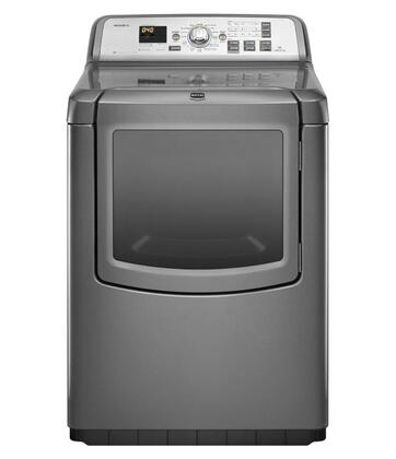 """Maytag MGDB950YG Front Load Gas 7.3 cu. ft. Capacity No 29"""" Digital No Standard Dryer 