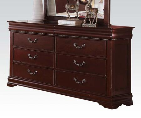 Acme Furniture 21865 Gwyneth Series Wood Dresser