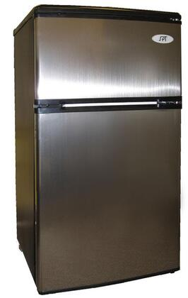 Sunpentown RF322SS  Compact Refrigerator with 3.2 cu. ft. Capacity