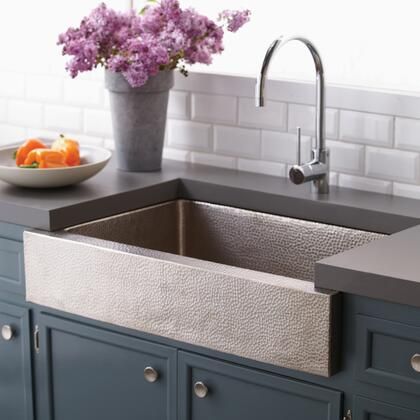 Native Trails CPK591 Brushed Kitchen Sink