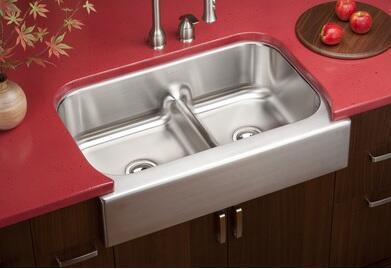 Elkay EAQDUHF3523R Kitchen Sink
