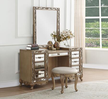 Acme Furniture Orianne Vanity Set