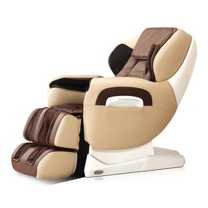 Titan TP- Pro 8400 Massage Chair with L-Track Massage Function, Zero Gravity, Ankle Knobs, 5 Preset Programs, Heating and Full Range Foot Massage in