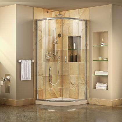 DreamLine Prime Shower Enclosure 01 Base 22