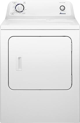 """Amana NGD4600YQ 29"""" Gas  Gas Dryer 