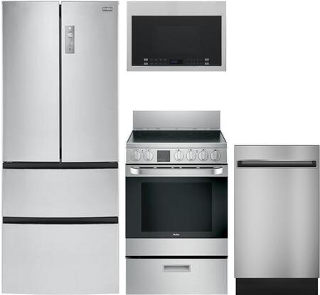 Haier 743560 Kitchen Appliance Packages