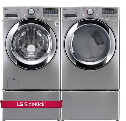 LG 706113 Washer and Dryer Combos