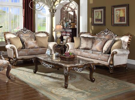 Meridian 6032PCSTLKIT1 Sandro Living Room Sets