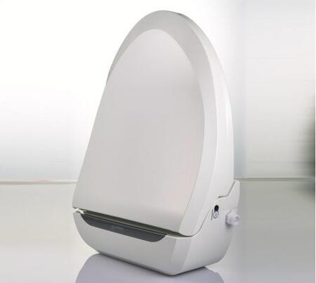Bio Bidet USPA 6800 Advanced Bidet Toilet Seat, White
