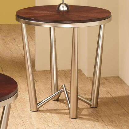 Coaster 701797 701780 Series Contemporary Round End Table