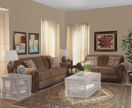 Acme Furniture 52355SL Emiko Living Room Sets