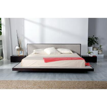 VIG Furniture COMFYBEDK  King Size Platform Bed