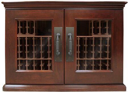 "Vinotemp VINOSONOMA296LRB 63"" Freestanding Wine Cooler"