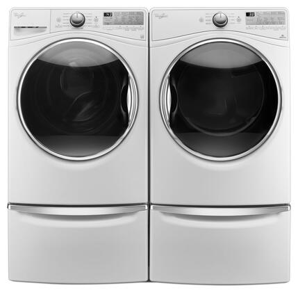 Whirlpool 689272 Washer and Dryer Combos