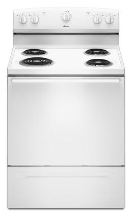 Amana AER3311WAW Electric Freestanding Range |Appliances Connection