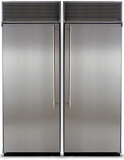 Marvel M60CFRWS Side-By-Side Refrigerators