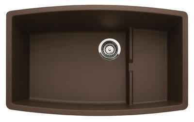 Blanco 44006 BLANCOPERFORMA Series Single Bowl Granite Kitchen Sink