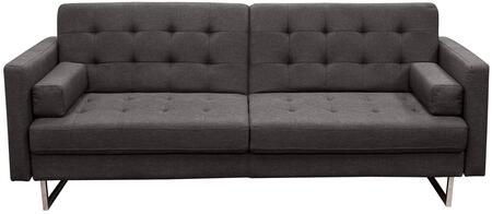 Diamond Sofa OPUSSOGR Opus Series Convertible Fabric Sofa