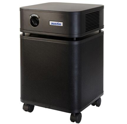 Austin Air B400 Healthmate Air Cleaner with True Medical HEPA Filter Media and Perforated Steel Intake Housing in