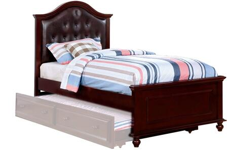 Furniture of America CM7155EXFBED Olivia Series  Full Size Bed