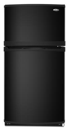 Amana A9RXNMFWB Freestanding Top Freezer Refrigerator
