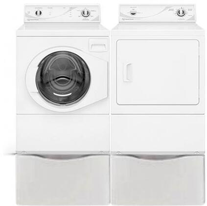 Speed Queen 731893 Washer and Dryer Combos
