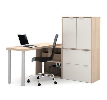 Bestar Furniture 150852 i3 by Bestar L-Shaped desk