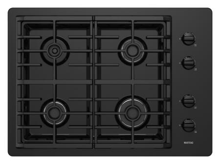 Maytag MGC7430WB  Gas Sealed Burner Style Cooktop |Appliances Connection