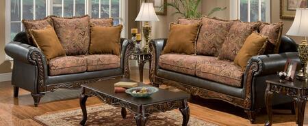 Chelsea Home Furniture 726300SL Arlene Living Room Sets