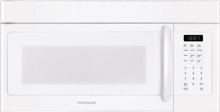 Frigidaire FFMV152CLW 1.5 cu. ft. Capacity Over the Range Microwave Oven