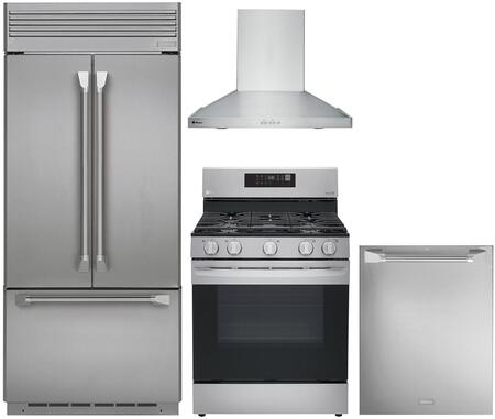 GE Monogram 709518 Kitchen Appliance Packages