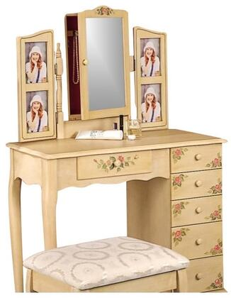 main image transitional bedroom and makeup vanities