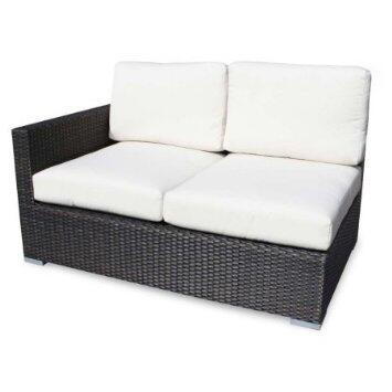 Source Outdoor SO-400-37 Lucaya Left Arm Facing Loveseat