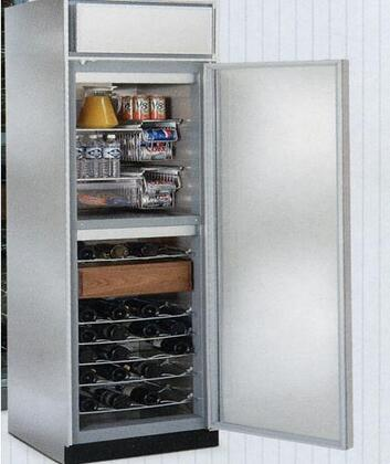 "Northland 24BCSGL 24"" Built-In Wine Cooler"