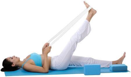 Sunny Health and Fitness Yoga Set