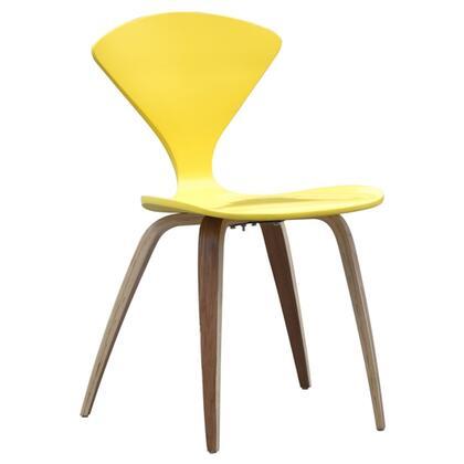 Fine Mod Imports FMI10202 Wooden Side Chair