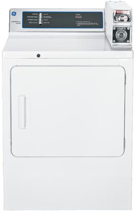 GE DMCD330EJWC Commercial Coin-Operated Electric Dryer | Appliances Connection