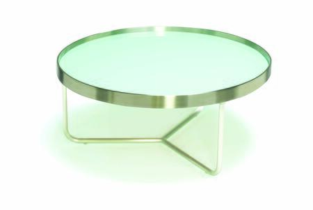 Tag 370038 Contemporary Round End Table