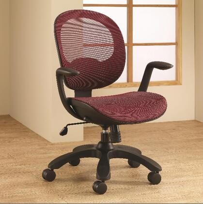 """Coaster 800057R 24.75"""" Contemporary Office Chair"""