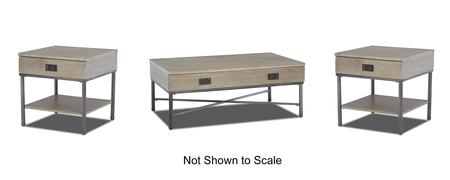 Klaussner 355KL3PCRC2SEKIT1 Shoal Creek Living Room Table Se