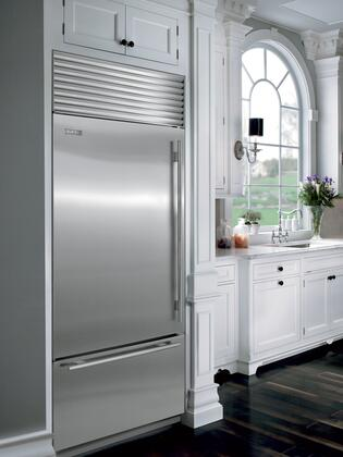 ... Sub Zero Panel Ready With Stainless Steel Flush Inset Configurations ...