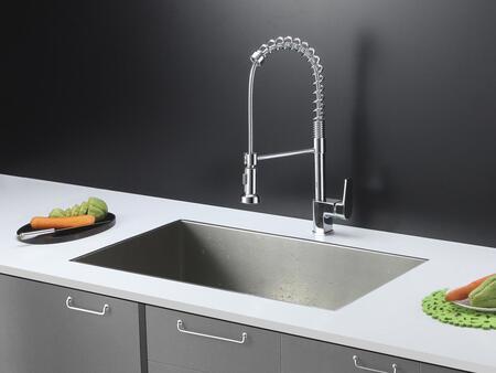 Ruvati RVC1601 Kitchen Sink