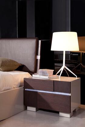 VIG Furniture VGWCSW01N Modrest Anzio Series Rectangular Wood Night Stand