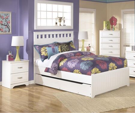Milo Italia BR174FPTBEDROOMSET Dayanara Full Bedroom Sets