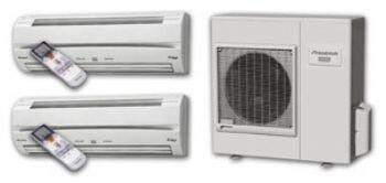 Friedrich M18DYF Mini Split Air Conditioner Cooling Area,