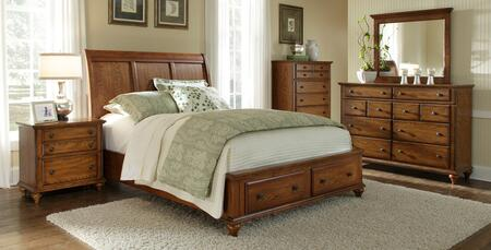 Broyhill HAYDENSLEIGHOQSET5 Hayden Place Queen Bedroom Sets