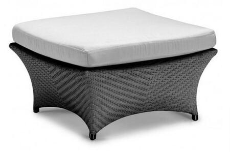 TOV Furniture TOV61OTTO  Patio Ottoman