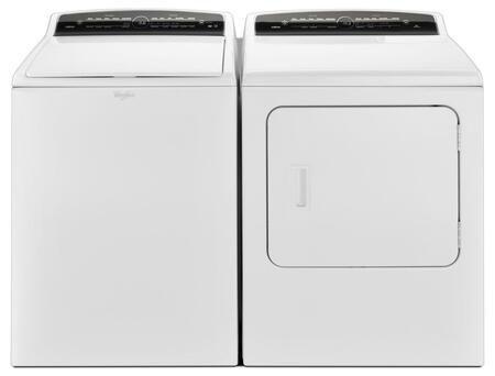 Whirlpool 443651 Washer and Dryer Combos